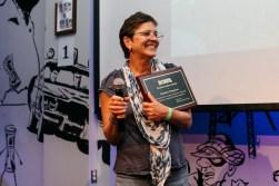 Cynthia Ferguson receives NORML's 2018 Pauline Sabin award