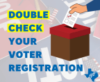 Double Check your Registration