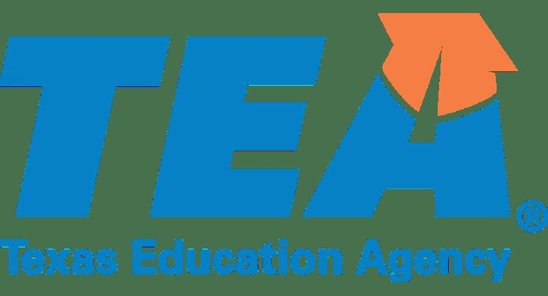 Logo for the Texas Education Agency