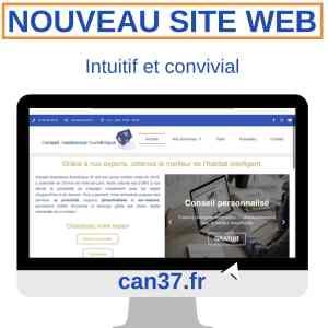 Nouveau site web actualités