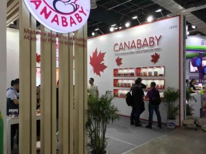 Canababy Foods Launching in Asia!