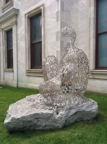 Sculpture Garden - Le Musee Des Beaux Artes, Montreal