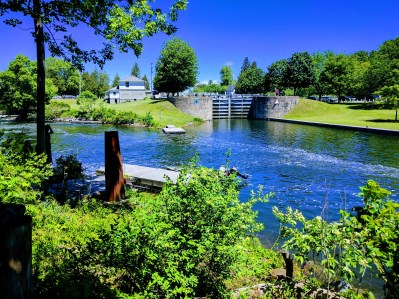 Lower Brewers Mills Lock