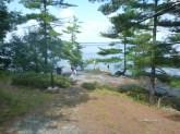 Kayaking in Charleston Lake Park