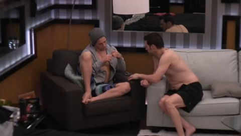 Big Brother Canada - Emmett and Andrew