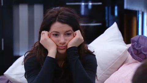 Jillian on Big Brother Canada