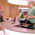 Big Brother Canada 2 - HGs in the kitchen