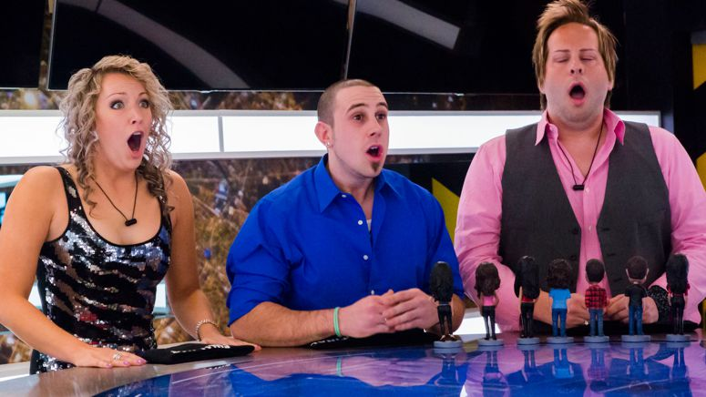 BBCAN2 – Secret HGs