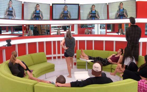 HGs study mugshot pics on Big Brother Canada
