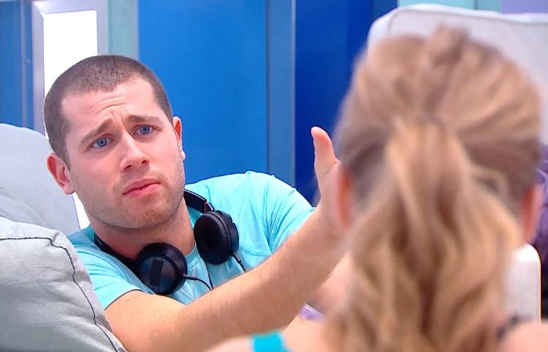 Arlie talks with Heather