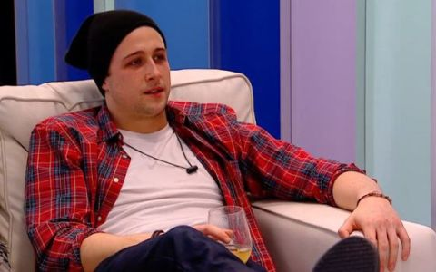 Jon on Big Brother Canada