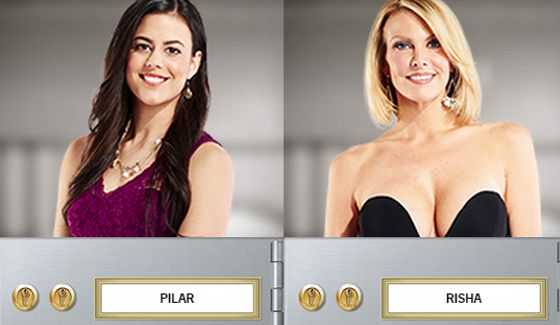 Big Brother Canada 3 HGs Pilar & Risha
