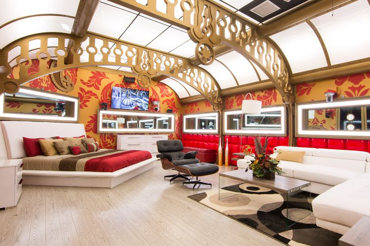 Big Brother Canada 3 – HoH Room