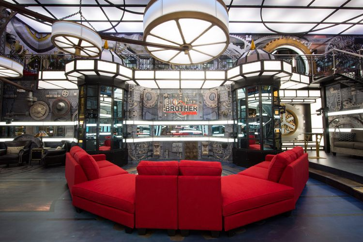 Big Brother Canada 3 – living room