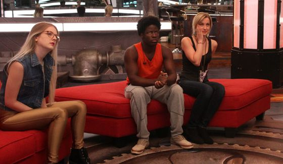 Big Brother Canada 3 - Final 3 Houseguests