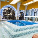 Big Brother Canada 4 - Pool area