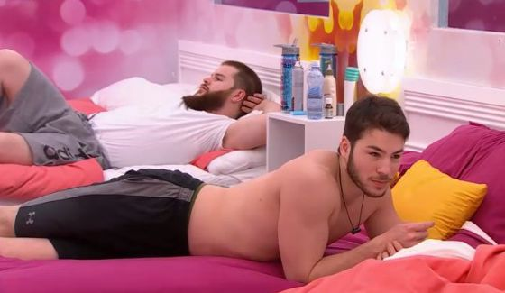 Nick & Dallas get ready for the latest BBCAN nominations