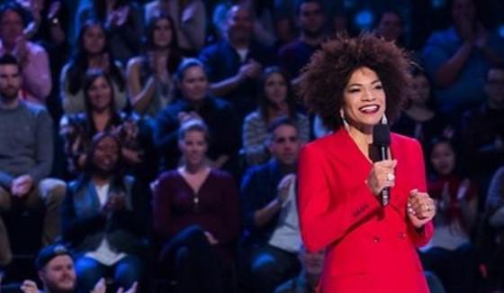 Big Brother Canada host Arisa Cox
