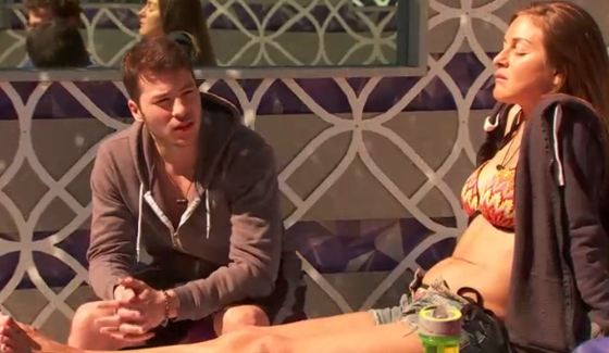 Phil & Nikki talk votes for BBCAN4