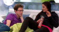 Joel and Cassandra get ready for the eviction vote