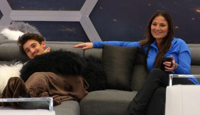 Big Brother Canada 5 HGs William and Cassandra