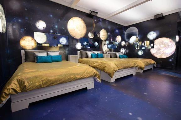 BBCAN5 bedroom