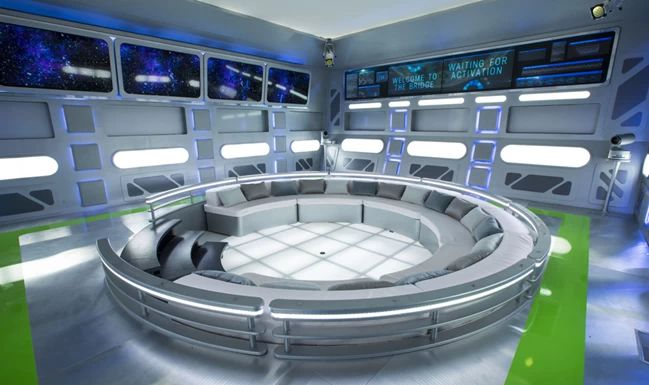 BBCAN5 Lounge