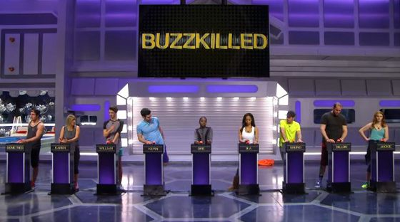 "BBCAN5 Endurance HoH ""Buzzkilled"""