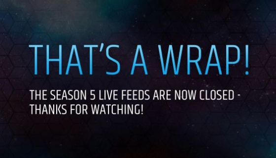 BBCAN5 Live Feeds Closed
