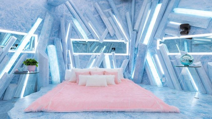 BBCAN8 House-HOH Room