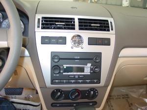 20062009 Ford Fusion and Mercury Milan Car Audio Profile