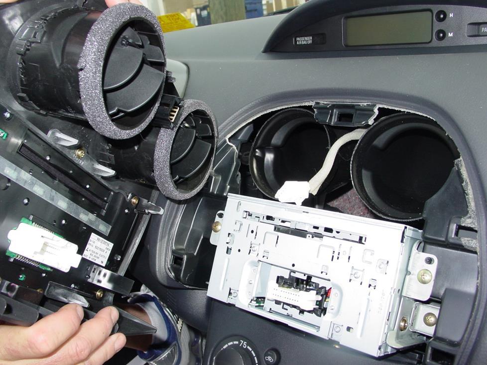 Mitsubishi Eclipse 2007 Fuse Spyder Panel