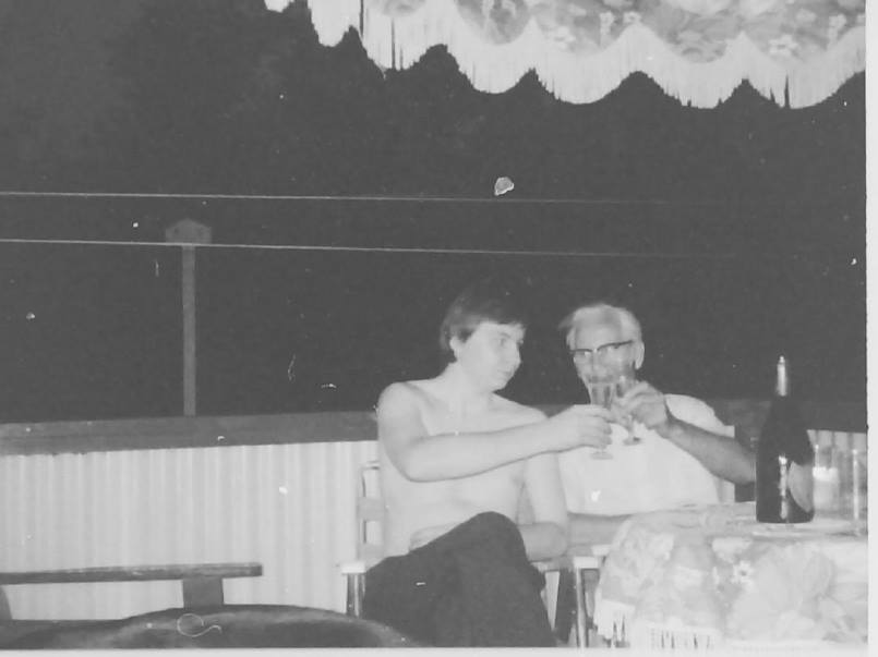 2.The day my father retired in 1977