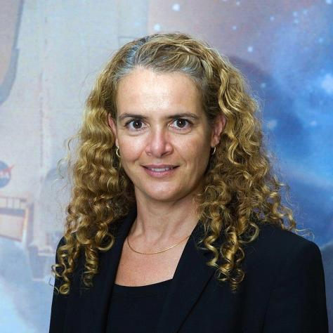 Let me remind everyone again - This is our Commander In Chief here in Canada - Julie Payette