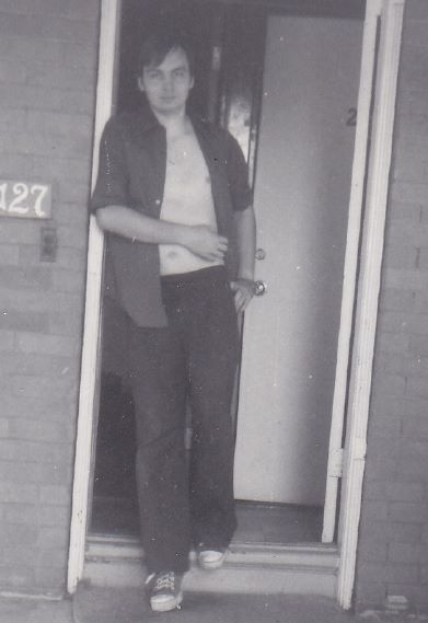 me in 1974...