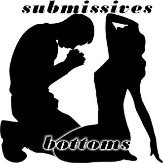submissives bottoms
