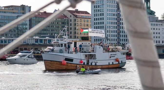 Al Awda (The Return) in Bergen, Norway