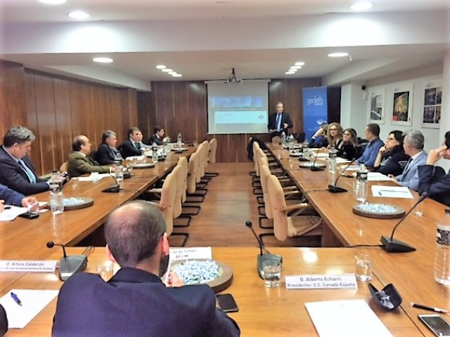 Jornada CETA en AECIM