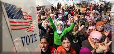 Obama Insures Democrat Party Wins By Importing More Than 200,000 Syrian Illegal Aliens