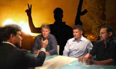 Unsung Benghazi Heroes, Tale of the six Annex Security Team: 13 Hours: The Inside Account of What Really Happened in Benghazi