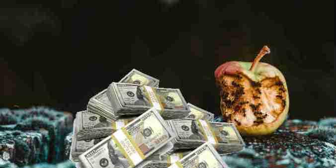 Bloomberg's money can't make rotten fruit look attractive