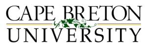 Cape Breton Universitycourses