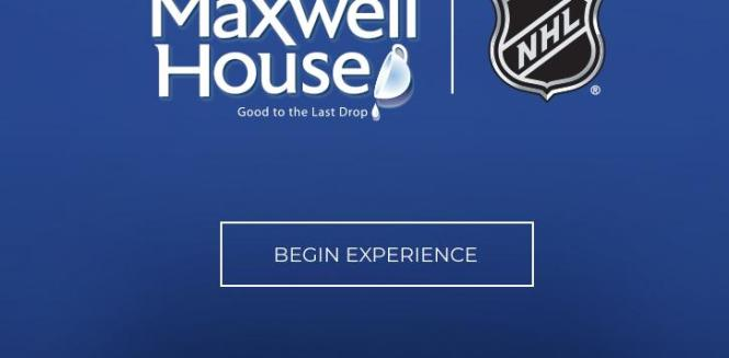 Maxwell House 2019 NHL All-Star Weekend Contest – Win A Trip Prize