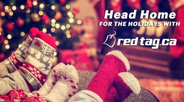 98.1 Chfi Head Home For The Holidays Contest