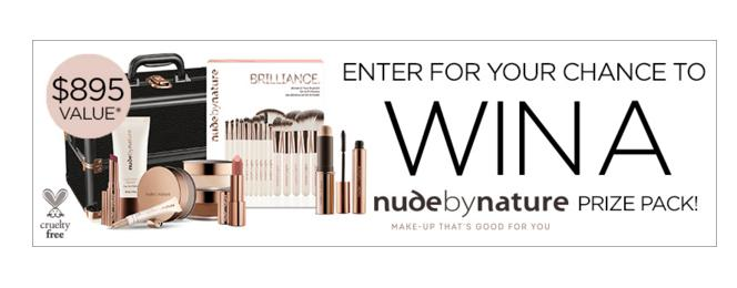 Elle Canada Nude by Nature Contest