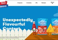 Tasty Rewards Unexpectedly Flavourful Contest