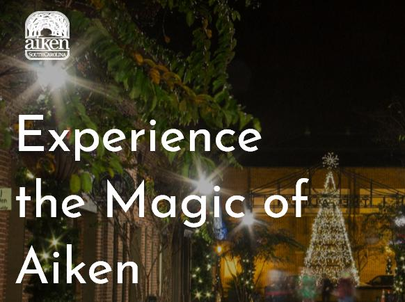 Aiken Is Magical 2018 Sweepstakes
