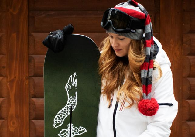 Ride In Style On A New Snowboard Contest