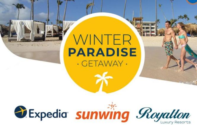 Rogers Winter Paradise Getaway Contest