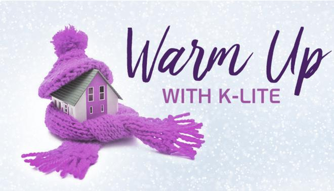 iheartradio Warm Up with K-Lite Contest